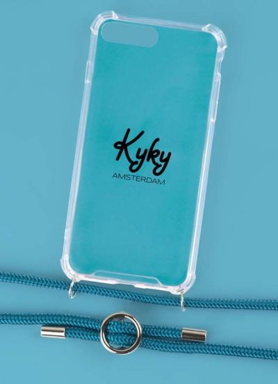 Kyky Iphone XR Cover Aqua SILVER