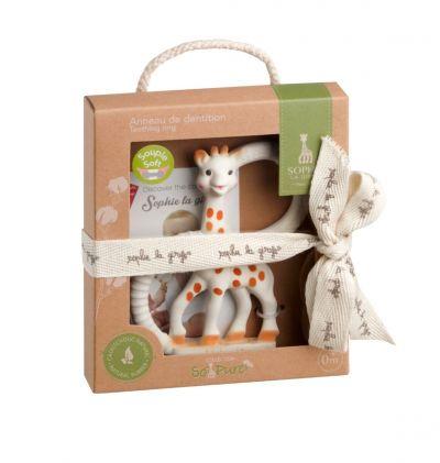 Sophie La Girafe Bidering So Pure Soft