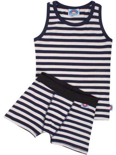 BIFROST - Marsvin Underwear Navy/Chalk