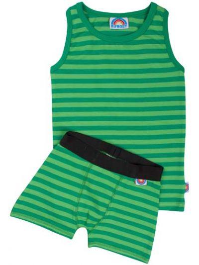 BIFROST - Marsvin Underwear Green/Bright green