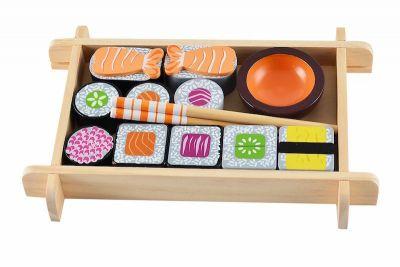 Magni Sushi Sæt I træ