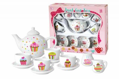 Magni Tesæt i porcelæn Cupcake