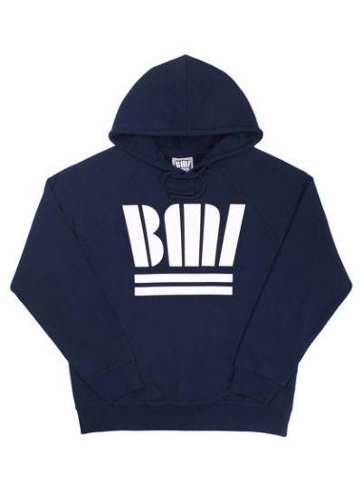 Maxi Hoodie Adult - KLUB Navy BMI