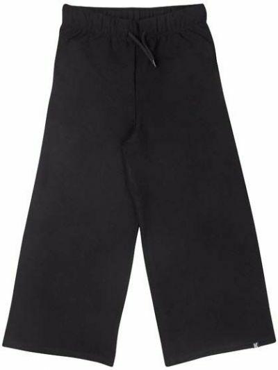 Mini Cropper Pants Black