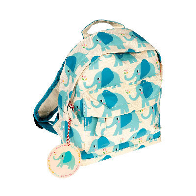 RL Mini Backpack Elvis the elephant