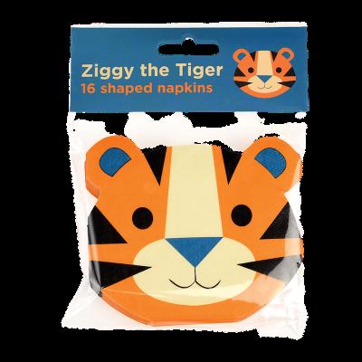RL Napkins (Pack of 16) Ziggy the tiger