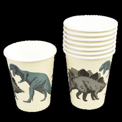 RL Paper Cups Prehistoric land