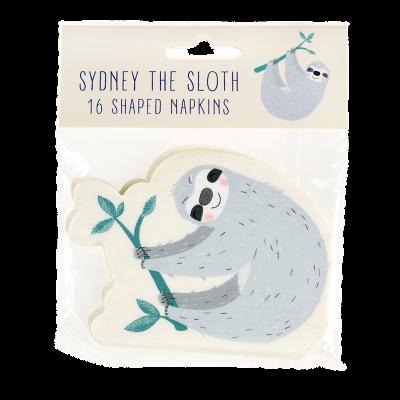 RL Napkins (Pack of 16) Sydney the sloth