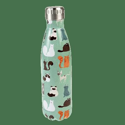 RL Stainless Steel Bottle 500 ml Nine Lives