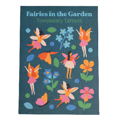 RL Temporary Tattoos Fairies in the garden