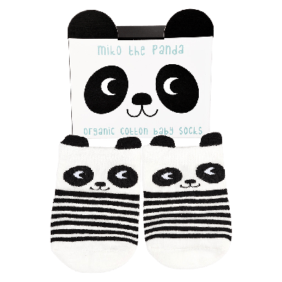 RL Socks Miko the panda