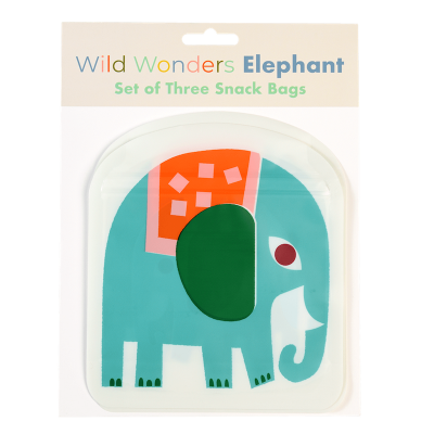 RL Snack Bags Elephant