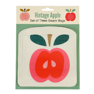 RL Snack Bags Vintage Apple