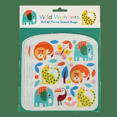 RL Snack Bags Wild Wonders