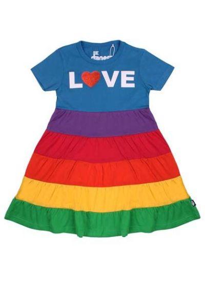 Pride Dress X Multi Colors LOVE