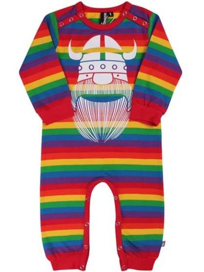 Orkan suit X Rainbow ERIK