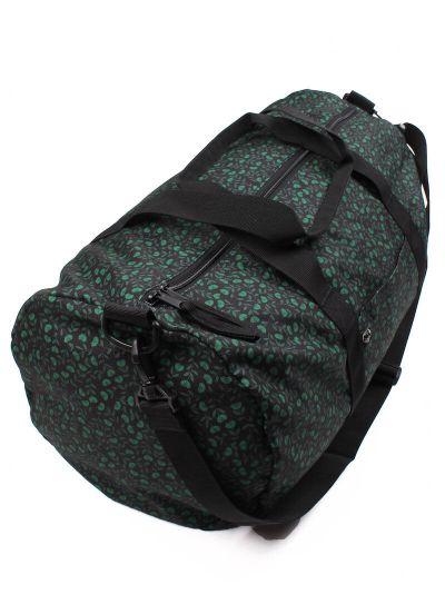 ESS - Tornerose Duffel Black/khaki Fleurie