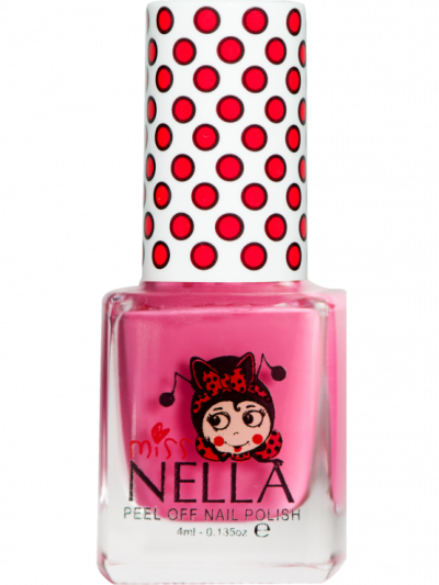 Miss Nella-Neglelak Pink a boo
