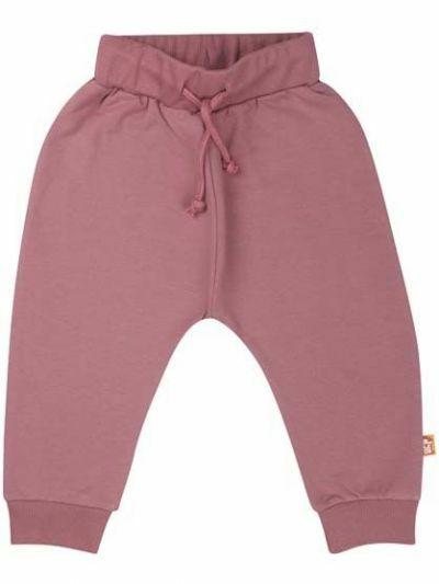 Hiss jog baby Grey Pink
