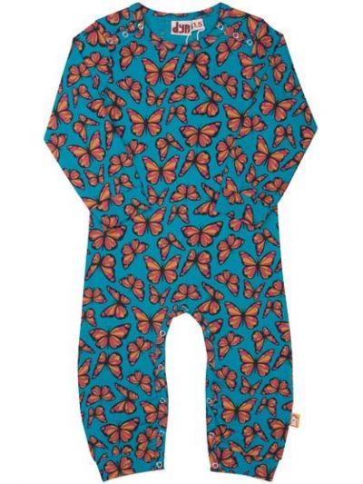 Tweet Suit Turquoise Flutter