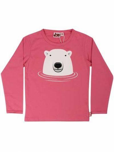 Roar T Winter Pink ISBJOERN