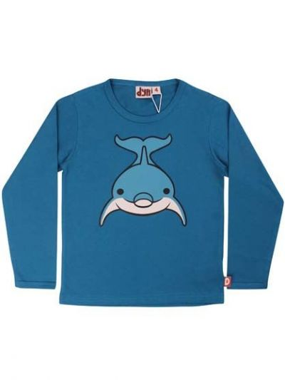 Roar T Dusty Blue DELFIN