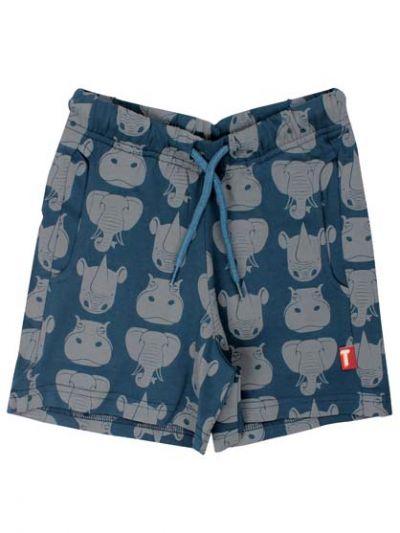 Squeek Shorts Dark Ocean Tykhuder