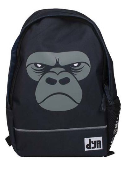 DYR Kids Backpack Dark Grey GORILLA