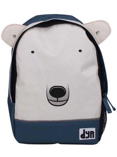 DYR Kids Backpack Dk Blue ISBJOERN