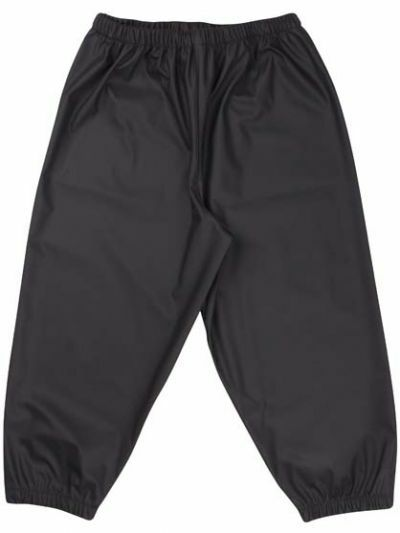 Ranger Rain Pants Black