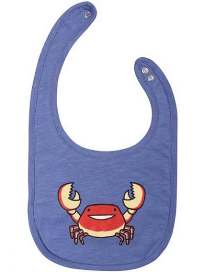 Munchie Bib Cold Waters KRABBE