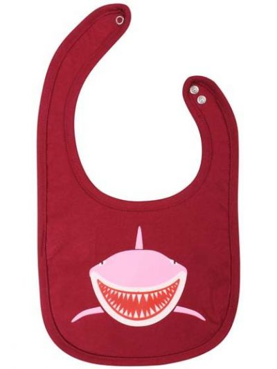Munchie Bib Deep Red HAJ