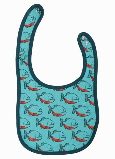 Munchie Bib Winter Pool PIRANHA