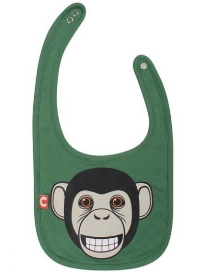 Munchie Bib Pine CHIMP