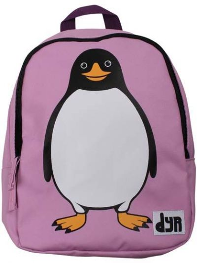 DYR Kids Backpack Warm Rose PENGUIN