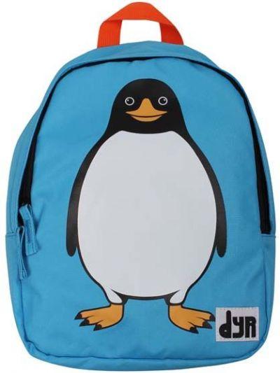 DYR Kids Backpack Light blue PENGUIN
