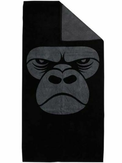 DYR Towel Black/Warm Grey GORILLA