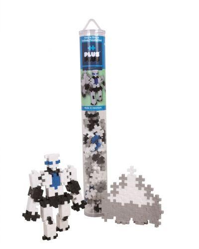 Plus Plus Tube 100 PCS Robot