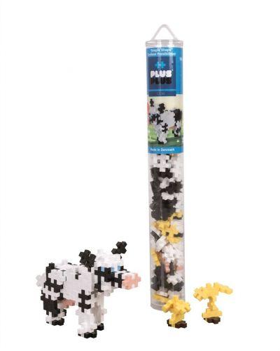 Plus Plus Tube 100 PCS Cow