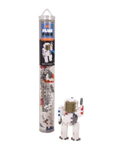 Plus Plus Tube 100 PCS Astronaut