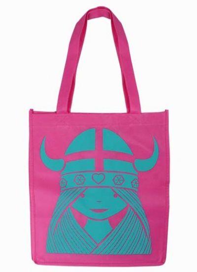 Shopping Net (Large) Pink FREJA