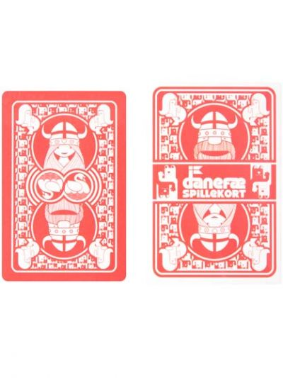 Playing Cards Red/White