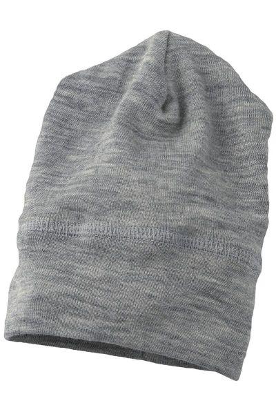 Engel Natur Baby Hat GOTS Lt Grey Melange