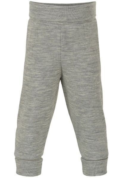 Engel Natur Baby Pants Long GOTS Lt Grey Melange