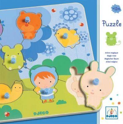 DJECO Puzzle Magic Tree