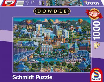 Schmidt Puzzle 1000 Brk Dowdle Chattanoga