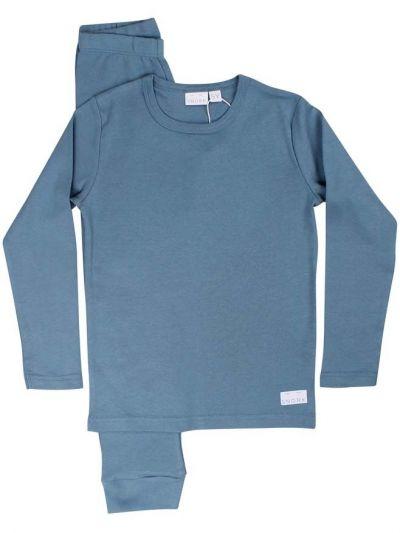 SNORK - Classic Pyjamas Dusty Blue