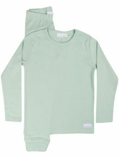 SNORK - Classic Pyjamas Pastel Green