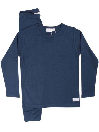 SNORK - Classic Pyjamas Midnight Blue