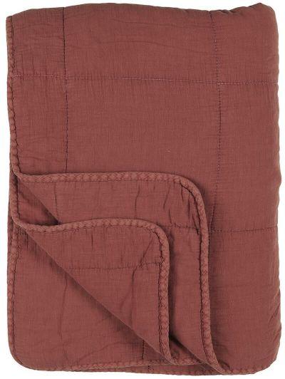 Ib Laursen Vintage Quilt Faded Rose